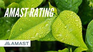 AMAST Rating System
