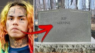 6ix9ine Snitched Everyone Out, Here Is The Consequence…