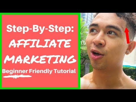 Affiliate Marketing Tutorial For Beginners – Making Money in 2018