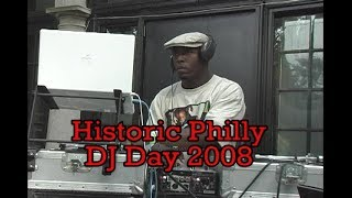 Needle to the Groove- DJ Day Philly 2008