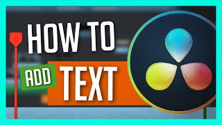 How to Add text in DaVinci Resolve – Resolve 16 Basics Tutorial