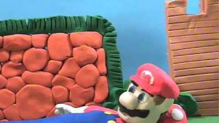 Super Mario Bros. Claymation
