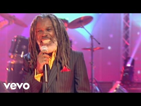 Billy Ocean - Love Really Hurts Without You (Noel's House Party 1997)