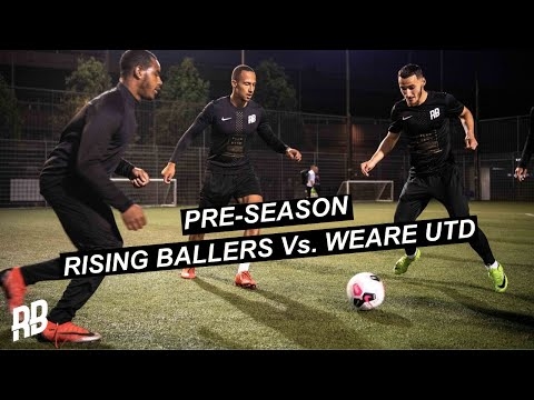 TIME FOR CHANGE? | Rising Ballers Vs. Weare United | UNSIGNED EP. 5