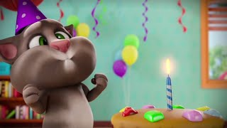 🎂 Super Birthday Cake! 🎂 Talking Tom Shorts Episode 44