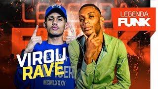 MC GW e MC 7Belo - Baile funk virou rave - Joga xerequinha moça (DJ Thiago Mendes)