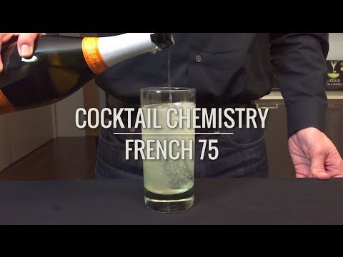 Video Basic Cocktails - How To Make A French 75
