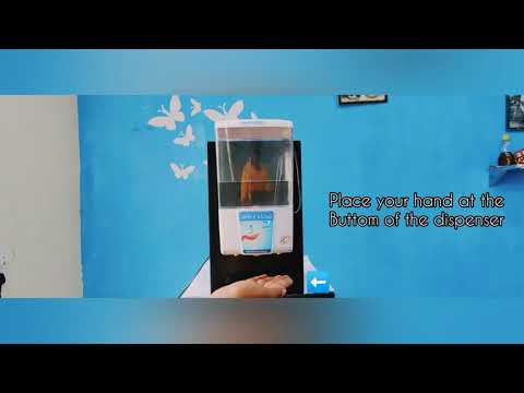 SAPI AUTOMATIC SANITIZER DISPENSER