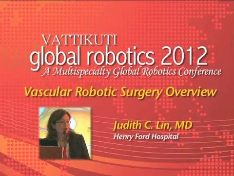Vascular Robotic Surgery Overview