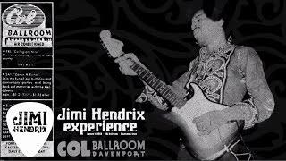 Jimi Hendrix - Are You Experienced? (Iowa 1968)