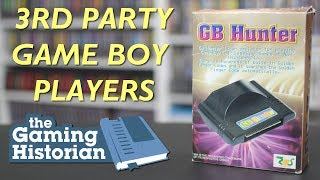 3rd Party Game Boy Players | Gaming Historian