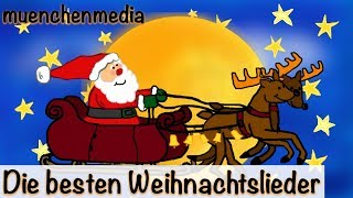 Die besten Weihnachtslieder an Heiligabend - Video Mix | muenchenmedia