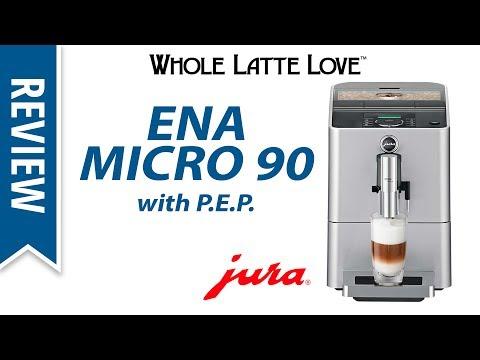Review: Jura ENA Micro 90 Bean to Cup Coffee Machine