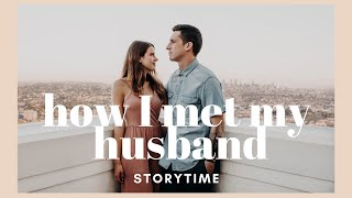 STORYTIME: How I Met My Husband (and it's actually SO coincidental) | Married Young