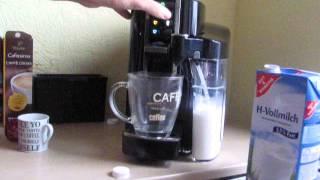 Cafissimo Latte - Test