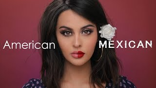 American VS Mexican Makeup Tutorial - Video Youtube