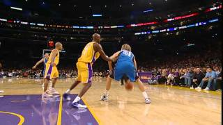 Dirk Nowitzki: Deadly Step-Back