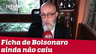 Josias de Souza: Bolsonaro fez vários gols, mas quase todos foram contra