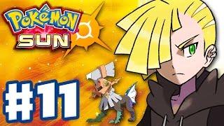 Type: Null  - (Pokémon) - Pokemon Sun and Moon - Gameplay Walkthrough Part 11 - Gladion! Type: Null! (Nintendo 3DS)