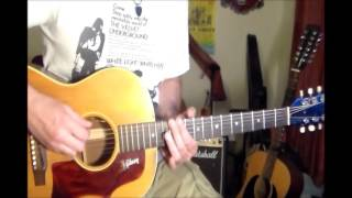 like a rolling stone Hendrix monterey lesson