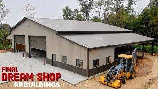 Building The Dream Final Episode: How To Build A Shop