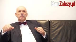 Korwin-Mikke - wywiad o: wcieleniu Lucyfera, San Escobar, Kaczyńskim, WOŚP, smogu