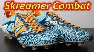 Warrior Skreamer Combat - Unboxing + On Feet