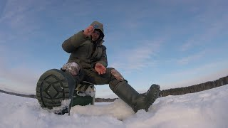 Ловля леща на рефтинском водохранилище зимой