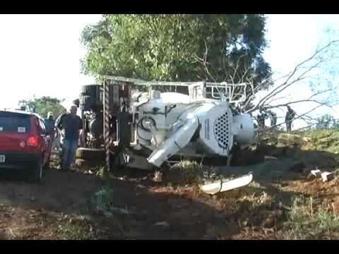 Motorista morre em acidente no interior de Boa Esperança do Iguaçu 13 07 2012