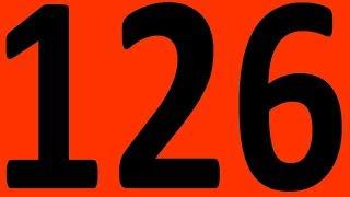 УРОК 126 АНГЛИЙСКИЙ ЯЗЫК ЧАСТЬ 2 ПРАКТИЧЕСКАЯ ГРАММАТИКА  УРОКИ АНГЛИЙСКОГО ЯЗЫКА