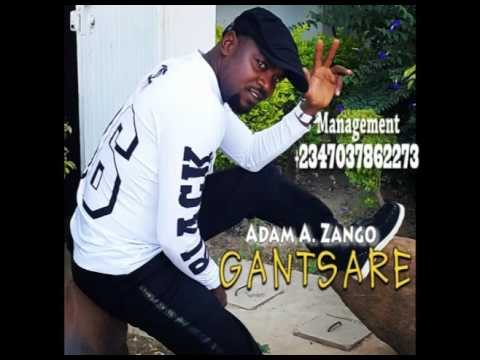 Adam A. Zango - Gantsare (Official Audio)