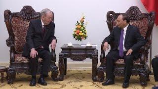 Tin Tức 24h: Thủ tướng Nguyễn Xuân Phúc tiếp cựu Thủ tướng Canada