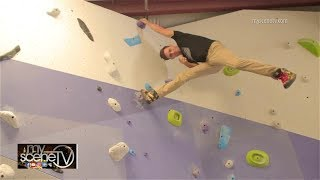 MyScene TV Profile: UpTown Climbing