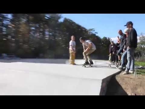 Old Orchard Beach Skatepark Opening Ceremony