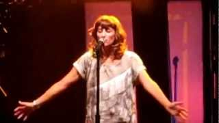 Dragonette - Run Run Run (live in LA @ El Rey Theatre 09.25.12)