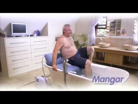 Komfort-Badekissen von Mangar - Wohltuendes bad