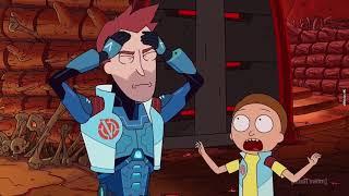 The Death Of Maximus Renagade | Rick And Morty S03E04 (4K UHD)