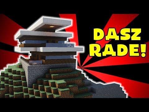 Minecraft Jak Zbudowac Wille Modern 19 Pte Video Mp3lover Org