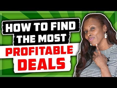 HOW TO FIND THE MOST PROFITABLE DEALS | REAL ESTATE INVESTING SECRETS