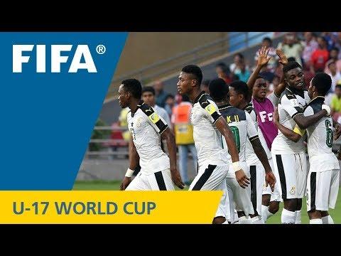 Video: Watch Ghana's 2-0 win over Niger
