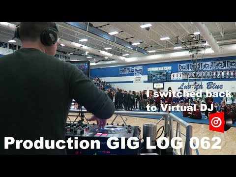 DJ GIG LOG 062 | Dance Competition | Using Virtual DJ again