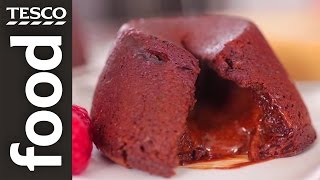 How to make chocolate fondant pudding