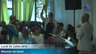 Témoignage : Déclaration d'amour à Jésus d'une ex-musulmane - Evry (20/07/15)