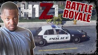I'M RIDING AROUND AND I'M GETTIN IT!! - H1Z1 Battle Royale Gameplay | H1Z1 Solo BR