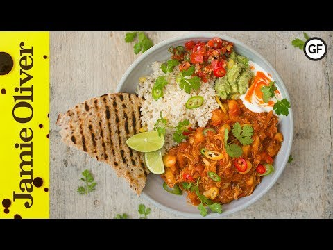 One Pot Chilli   Jamie Oliver & The Lean Machines