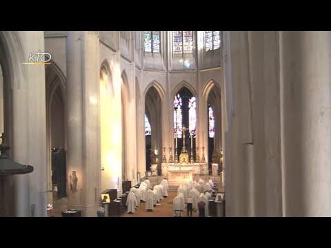 Vêpres et messe à St-Gervais du 5 juillet 2019
