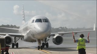 First Commercial Airline Flies into Hilton Head Airport