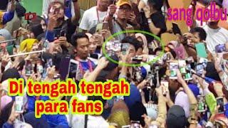 Kehebohan Ifan Seventeen Di Tengan Tengah Para Fans