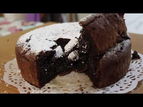 La torta al cioccolato più morbida del mondo!!! TORTINO CAKE