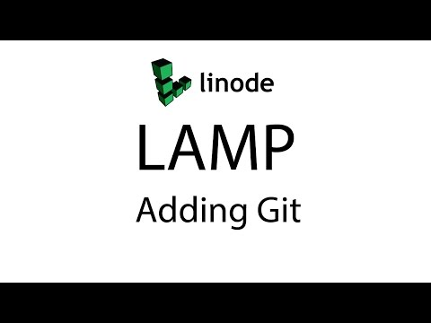 Adding Git to LAMP Server with Linode